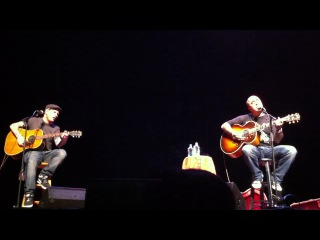 Aaron Lewis & Corey Taylor covering Down in a Hole  Alice in Chains & Black  Pearl Jam