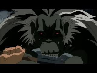 Боец Баки / Baki the Grappler - 1 сезон 3 серия (2x2)