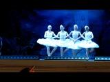 Это я на балете в Эрмитажном Театре.