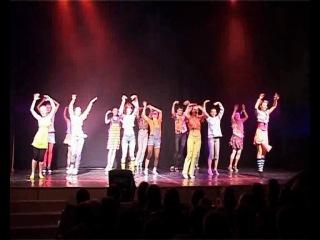 Театр танца Отражения - Can't Buy Me Love(The Beatles) или,народное, безбилетники :)