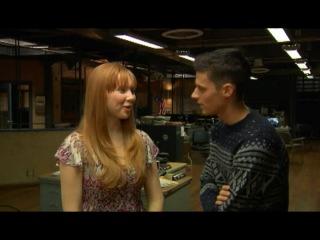 Интервью Молли Куинн и её бойфренда по сериалу (ТВ3)