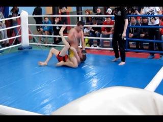 БК Росомаха (Mixfight) - Джамал Джанатлиев от 09.12.2012