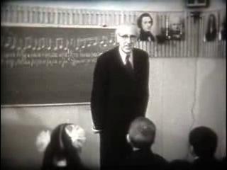 Учебный фильм. Урок Кабалевского в 3 классе