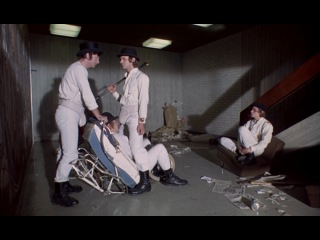 Clockwork orange / Заводной апельсин.