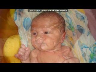 «Наш синочок Олександр!!!!!!!!» под музыку Песня для малышей - Люблю тебя!!!. Picrolla