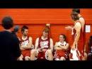 POP vs JOCK charity basketball game - Win & Will Butler , Matt Bonner singing
