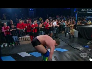 TNA Impact Wrestling 22.12.2011 - Eric Young & ODB vs. Anarquia & Shannon Moore (Wild Card Tag Team Tournament)