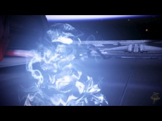 mass effect 3 конец шепарда