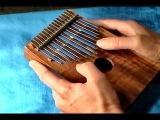 Калимба - Carol Of The Bells (Этнические музыкальные инструменты)