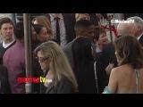 Naya Rivera and Big Sean The HANGOVER Part III Los Angeles Premiere