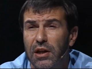 Евгений Гришковец. Спектакль