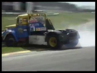 Кольцевые гонки грузовиков