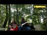 J-Gabbersha - играем на дарбуке, электрогитаре, поем на французском о дохлом комаре, белке, собаке, и лавочке в парке)))))