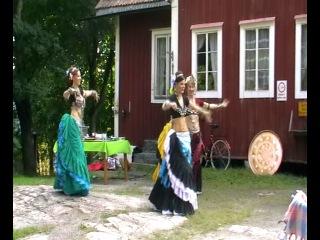 TribalTanssiKeskus ATS-improvizacija.31.8.13