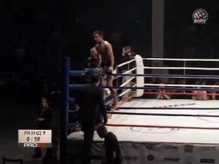 Александр Сарнавский vs Владимир Симонян (5 бой, 30.10.2009)