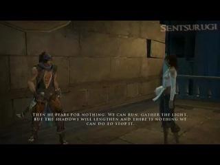 Prince of Persia. Epilogue (фан-озвучка. Пока без Принца. Голос Элики - Ангелина Гундорина)