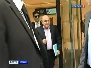 Роман Абрамович vs Борис Березовский