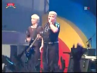 Группа''Комиссар'' на ярмарке земляков (концерт в ГЕРМАНИИ-2011 г.)