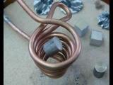 Индукционная плавка металла
