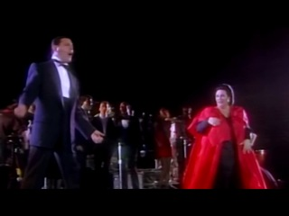 Freddie Mercury And Montserrat Caballe - The Golden Boy