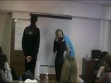 Ильдар с Ярославной и Искандер со Светланой