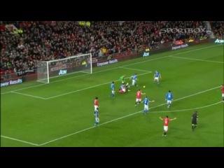 Футбол.Чемпионат Англии. Премьер-лига 18-й тур «Манчестер Юнайтед» — «Уиган» — 5:0 (2:0)
