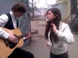Коваленко, Оля в тандеме с ангиной:)
