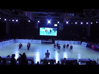 Кубок Континентов 2013 - Ча-ча-ча