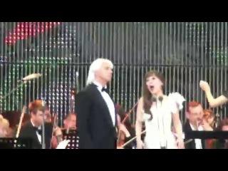 Дуэт Ганны и Графа Данило из оперетты