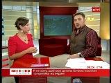 Мой первый прямой эфир на ТВ)