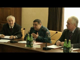 Главное управление МЧС России по Смоленской области и Смоленская торгово-промышленная палата подписали соглашение о сотрудничест
