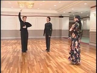 Танцевальный тренинг - Пасодобль [video-dance.ru]02