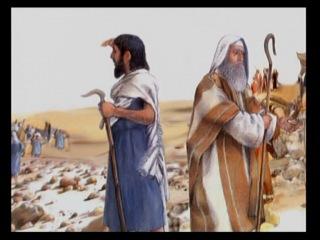 Закон Божий. 121 серия Явление Бога Аврааму