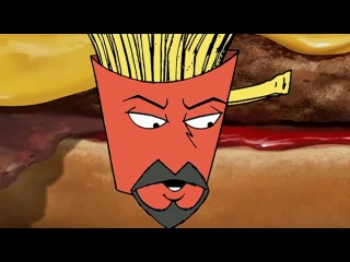 ATHF 7 сезон 6 серия (2x2) Hands On a Hamburger