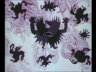 м/ф Голубой щенок - Песенка злого, очень злого пирата