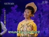 Ой, цветет калина на китайском