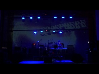 NOOSPHERE - Rustem Yanmyshbash Keyboard Solo/Far From Heaven (Dream Theater Cover) [Live @ Vitamin, Simferopol, 28/10/2011]