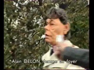 Les guignols de l'info-Alain Delon utilise Alain Delon (1991)