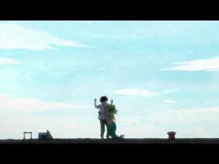 Пляжные приключения Муроми [Mustadio]