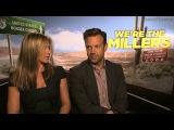 Мы – Миллеры (2013) - Интервью с Дженнифер Энистон, Джейсоном Судейкисом, Уиллом Поултером, Роусоном Маршалл Тёрбером (русский язык)
