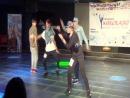 Mikolajki World Dance Week 2013 Elecric Boogie Adults