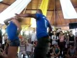 Танец в шатре! Очень красиво) [torrentx.org] бачата