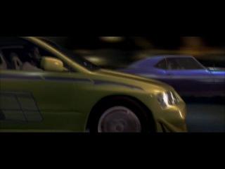 Двойной форсаж / 2 Fast 2 Furious (2003) DVDRip
