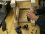 Part 3 of 3 - Tool Stand -  Router Table Loose Tenon Joinery