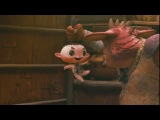 Friends: Naki of Monster Island (трейлер)