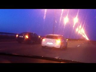 Skoda 1.8 apr st2 Vs VW Scirocco Tune DSG