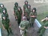 Как в армии учат ездить на танке хахахах золотые слова )медведь сука в цирке на велосипеде одноколесном)