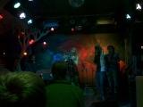 Saskia Laroo Band-14.02.12 Simferopol, club Irey