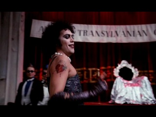 The rocky horror picture show (tim curry) 1975 - sweet transvestite