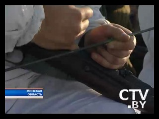 Реконструкция боев советской армии с войсками Вермахта прошла на «Линии Сталина»